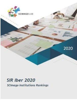 SIR Iber 2020. Scimago